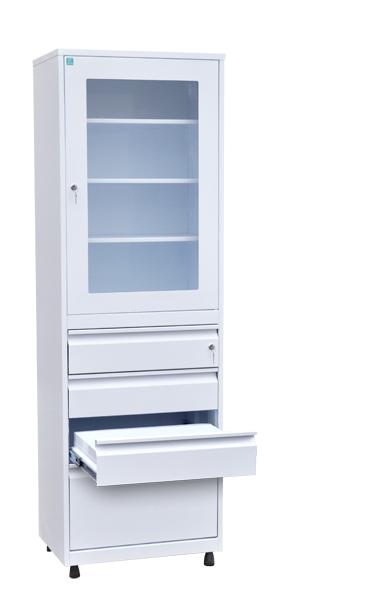 Шкаф для медикаментов и документации ШМД-06