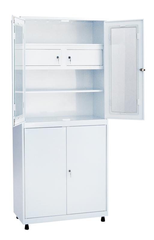 Шкаф для кабинета врача ШКВ-04