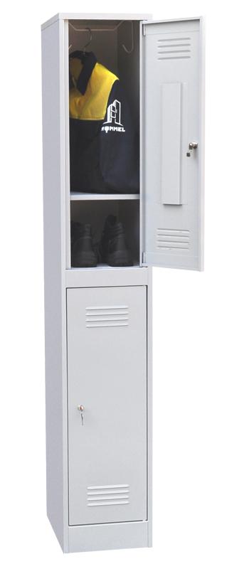 Шкаф для одежды двухсекционный