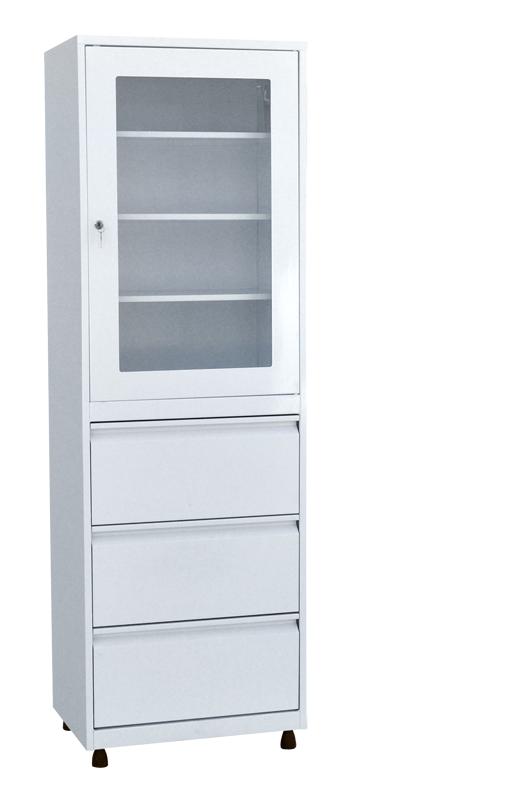 Шкаф для медикаментов и документации ШМД-04