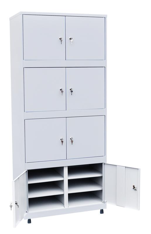 Шкаф для индивидуальных простыней