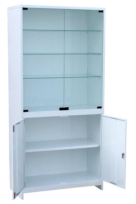 Шкаф медицинский двухстворчатый ШМС-2