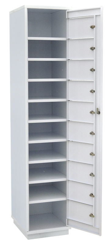Шкаф - модуль одностворчатый для чистой одежды