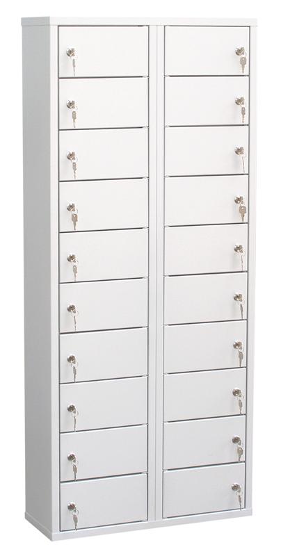 Шкаф-модуль для индивидуального хранения на 20 ячеек (ИШК-20)
